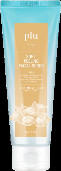 Tẩy tế bào chết giúp da căng mịn dành cho da mặt ( 100g)
