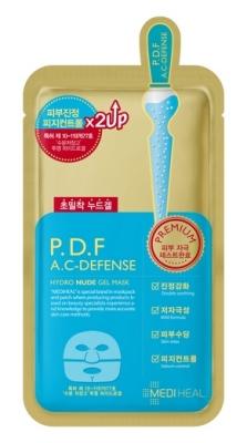 Mặt nạ Nude gel P.D.F cao cấp làm dịu da dành cho da mụn