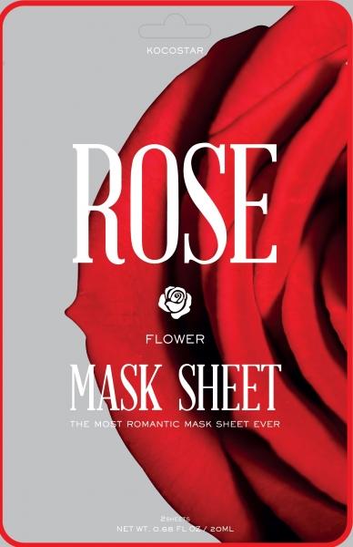 Mặt nạ lát hoa hồng KOCOSTAR