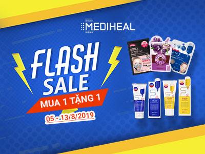MEDIHEAL FLASH SALE: MUA 1 ĐƯỢC 2