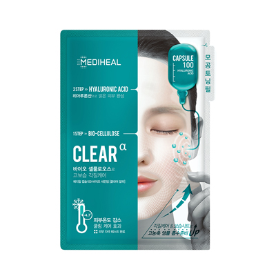 Mặt nạ Capsule Clear Alpha