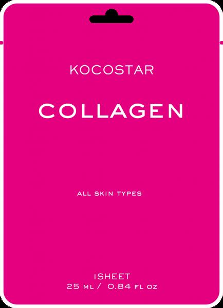 Mặt Nạ Collagen Dưỡng Ẩm Và Ngăn Ngừa Lão Hóa Da Kocostar