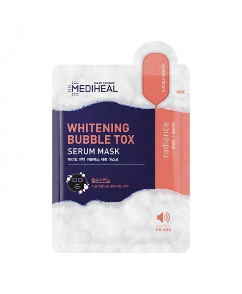 Mặt nạ thải độc serum trắng da Mediheal