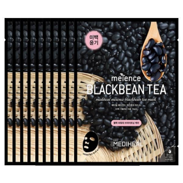 [Combo 10] Mặt nạ trà đậu đen Meience Mediheal
