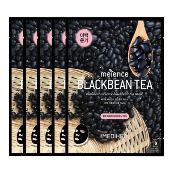 [Combo 5] Mặt nạ trà đậu đen Meience Mediheal