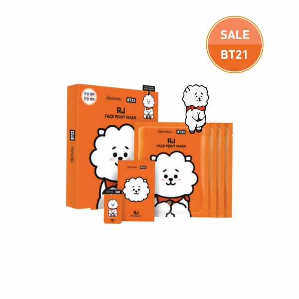 MEDIHEAL | BT21 RJ Face Point Mask