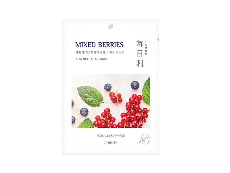 Mặt nạ tinh chất Hỗn hợp Berries thiên nhiên