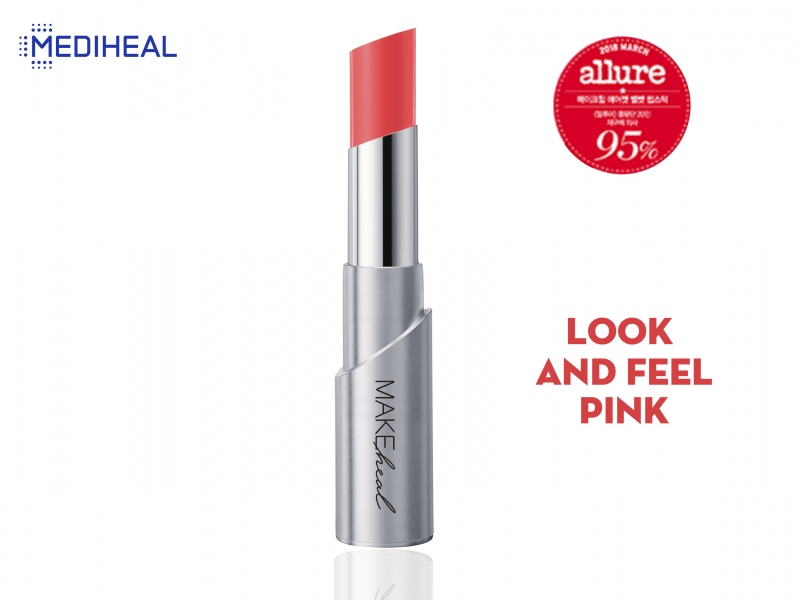 Son Mediheal #PK0503 - LOOK AND FEEL PINK